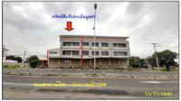 อาคารพาณิชย์หลุดจำนอง ธ.ธนาคารกรุงไทย ศรีสะเกษ อำเภอยางชุมน้อย ตำบลยางชุมน้อย